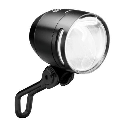 Busch /& Muller Lumotec IQ-XS 70 LUX LED Bike Headlight STANDLIGHT HUB DYNAMO 135