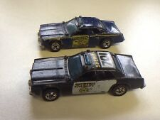 VINTAGE MATTEL HOT WHEELS DIECAST 1:64 1977 BLACK WALL ONE RARE MADE IN FRANCE