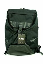 NWT Nike Lebron Ambassador Backpack Triple Black Gym Laptop Bag BA5111-011