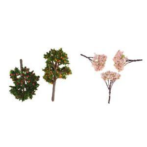 5-Pieces-1-12-Tree-Plants-Miniature-Fairy-House-Dollhouse-Garden-DIY-Decor