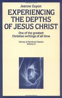 Experiencing The Depths Of Jesus Christ (library Of Spiritual Classics, Volume 2 on Sale