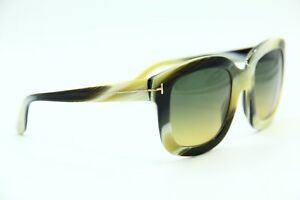 2540b3800b TOM FORD TF 279 62F CHRISTOPHE HORN AUTHENTIC SUNGLASSES 53-23 W ...