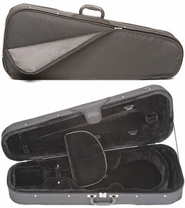 "Core Dart-Shaped 16""-16.5"" Viola Case with Black Velvet Interior - FAST SHIPPING"