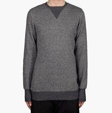 NEW $320 SILENT DAMIR DOMA STALIO Cotton Crew Neck Pullover Sweater Men's Small