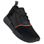 ADIDAS-MENS-Shoes-NMD-R1-Core-Black-amp-Solar-Red-OW-EE5085 thumbnail 3