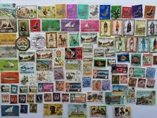 400 Different Muscat and Oman Stamp Collection