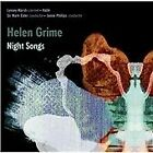 Helen Grime: Night Songs (2014)