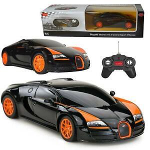 RC-1-24-escala-Bugatti-Veyron-16-4-Grand-Sport-Vitesse-coche-de-control-remoto