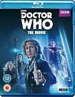 Doctor Who - The Movie Paul McGann 85 Minutes Blu-ray 19 Sep 2016 UXX