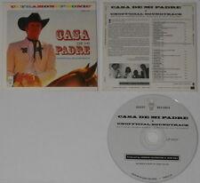 Casa De Mi Padre - Unofficial Soundtrack (Christina Aguilera) - U.S. Promo CD
