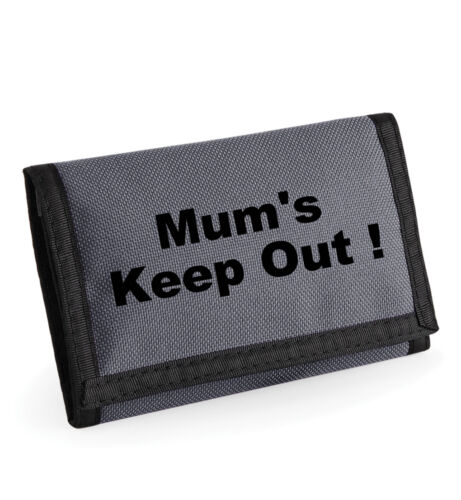 Personalised Ripper Wallet Gift Christmas Holiday School Trips