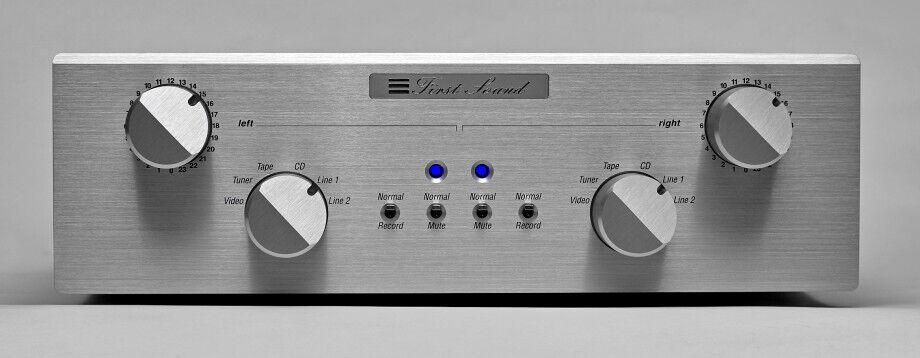 First Sound Audio forforstærker!