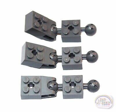 NXT, EV3, Robot LEGO Technic DBG 2x2 Plate w// Pins New -
