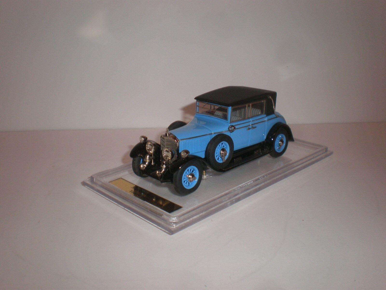 trova il tuo preferito qui 1 43 1927- 1927- 1927- 1928  Mercedes Benz Typ 630 Converdeible top up  promozioni eccitanti