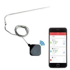 NutriChef PWIRBBQ40 Bluetooth Wireless BBQ Thermometer System