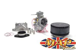 Details about Norton Commando, Elec  Start, Single Mikuni VM34 34mm  Carburetor Kit MAP0381