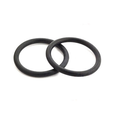 54mm OD Pack of 10 46mm x 4mm Nitrile Rubber O-Rings 70A Shore Hardness