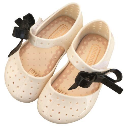 Enfants Filles Mini Melissa hollowup souffle Chaussures sandales bébé 21-29 euros