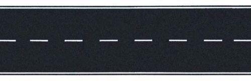 schwarz 1 m NEU OVP // 29 mm breit Noch N 34150 Teerstraße