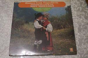 Sealed-Dances-from-Yugoslavia-Pozdra-vljam-Te-Moja-Gorenjsko-LP-PLD-2013-Vinyl