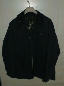 barbour-bedale-jacket-waxed-cotton-giacca-blu-100-authentic-c44-112-xl