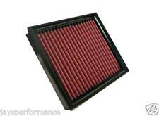 Kn air filter (33-2793) Para Fiat Palio/Siena 1.6 1996 - 2005