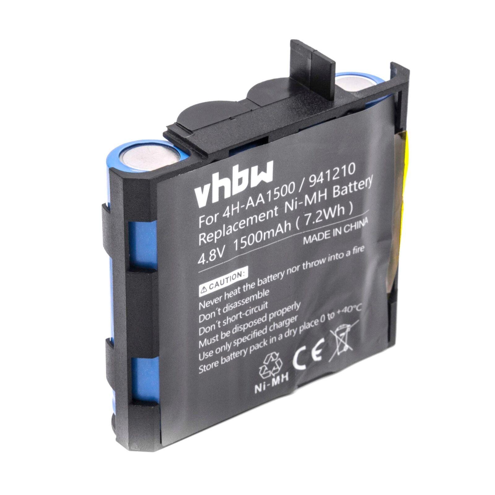 Batterie Compex 1500mAh pour Compex Batterie 4H-AA2000, 941210, 941213, 4H-AA1500 0685f6