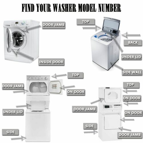 LG 383EER3001E Washing Machine Shock Absorber 4901ER2002B PS3522309 AP4436949