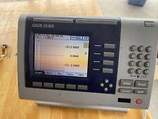 Heidenhain Metronic Gc140 Sp Gage Chek Multi Axis Metrology Digital Display