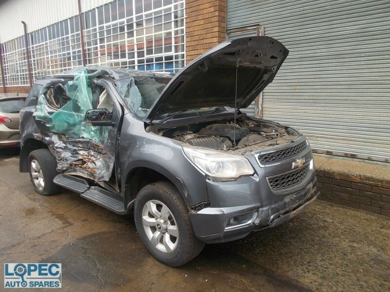 Chevrolet Trailblazer 2013 14 2 8 Turbo Diesel Automatic Facelift Stripping For Spares And Parts Boksburg Gumtree Classifieds South Africa