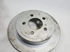 Disc Brake Rotor Rear Bosch 26011446
