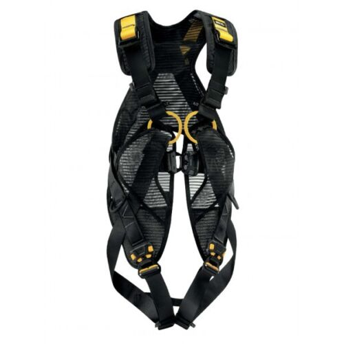 Europe Industrial Full Body 2 Point Petzl Newton Easyfit Harness Size 1//2