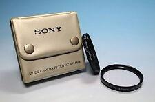 Sony Video Camera Filter Kit VF-46M - Zweiteilig / Two-piece - (82098)