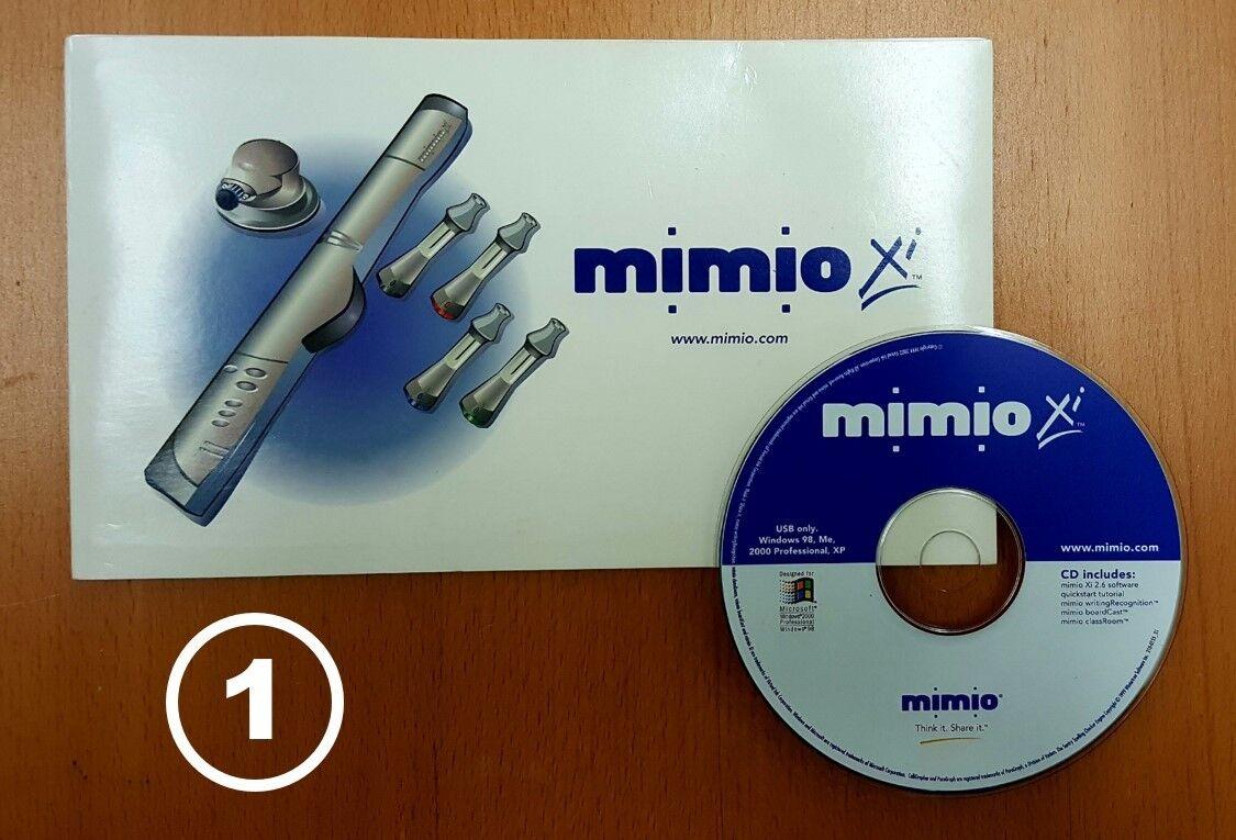 MIMIO Xi Whiteboard Capture Device