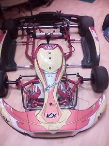 Top Zustand VeloxKf3,Rotaxmax Chassis - Ringsheim, Deutschland - Top Zustand VeloxKf3,Rotaxmax Chassis - Ringsheim, Deutschland