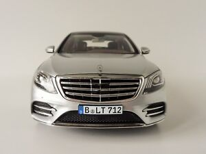 MERCEDES-BENZ-CLASE-S-AMG-2018-Plata-1-18-Norev-183479-CLASE-S-Mercedes-222