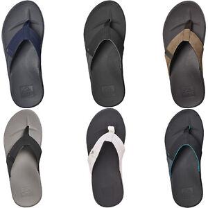 Reef-Mens-Cushion-Phantom-Summer-Beach-Holiday-Pool-Flip-Flops-Sandals