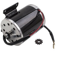 Electric Motor For Scooter Bike Go Kart Minibike 500w 24v Dc 267a 2500rpm