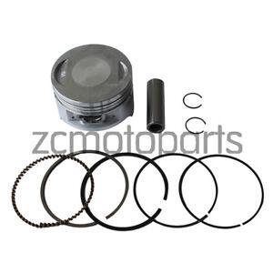200cc Pistons Piston Pin Rings Kit For CG200 ATV Dirt Bike Go Kart Roketa Taotao