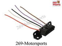 Gm Obd Ii Obd2 Serial Port Harness Connector Pigtail Aldl Ls1 Lt1 Data Link