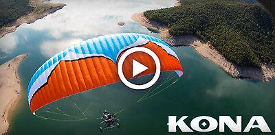 NEW! Ozone Kona Power Glider for Paramotoring, PPG, Powered Paraglider |  eBay