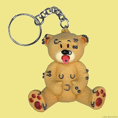 Bad Taste Bears keychain  Ringo