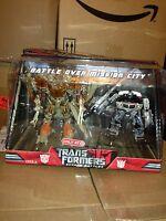 Hasbro Transformers Universe Screen Battles - Megatron vs. Autobot Jazz Toys