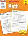 Scholastic Success with: Math (2010, Paperback)