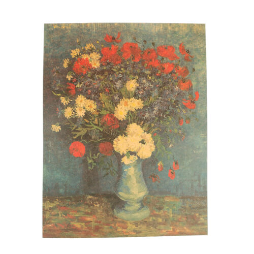 Van Gogh Famous Artist Art Print Poster Delicate Wall Picture Canvas Painting AU