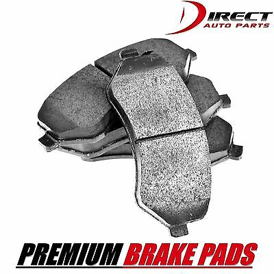Dash4 MD923 Semi-Metallic Brake Pad
