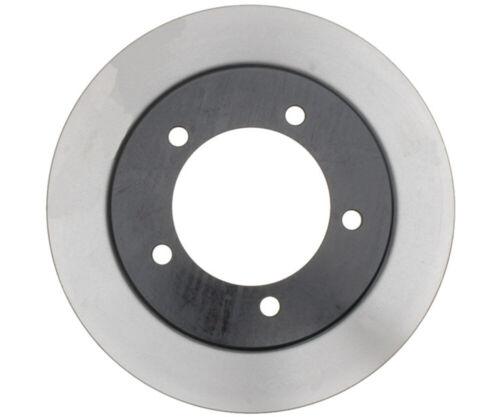 Disc Brake Rotor Front Parts Plus P56927