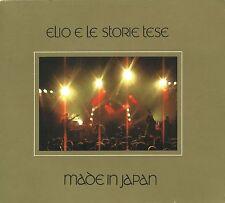 ELIO E LE STORIE TESE - MADE IN JAPAN - Doppio CD Sigillato