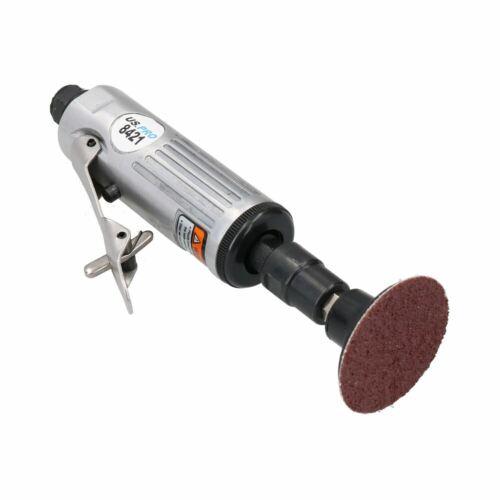 Air Die Grinder Tool 25,000 tr//min complet avec 41pc changement rapide ponçage Kit