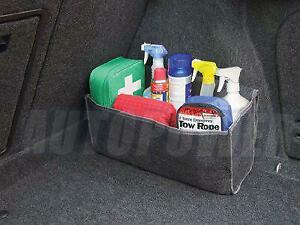 Car Boot Grey Tidy Case Bag Tools Travel Shopping Accessories Organiser  eBay